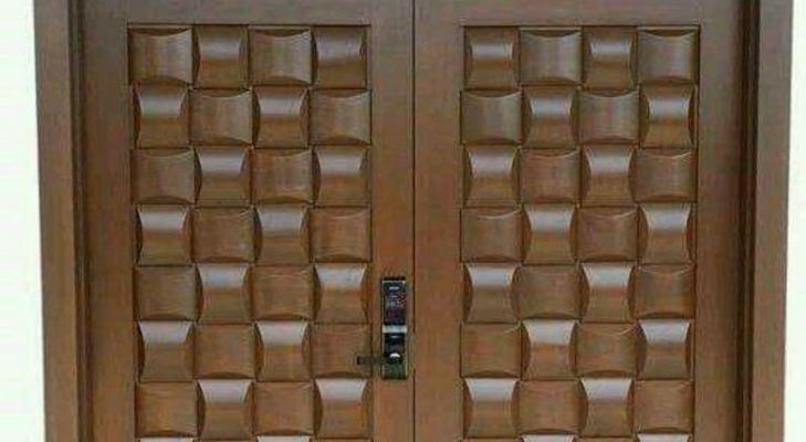3D 3D Panel Decoration Door