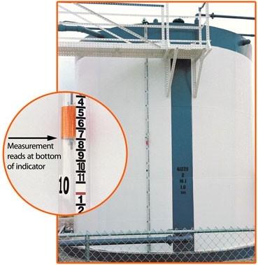 PETOL™ Tank Safety Gauge (for Vertical Storage Tanks)