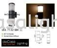 OUTDOOR WALL LIGHT UDL 7132 SBK E27 Outdoor Underground Light OUTDOOR LIGHT