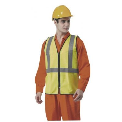 HIGH VISIBILITY VEST / TRICOAT