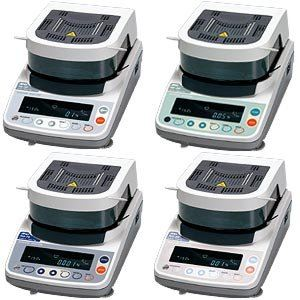 A&D - Moisture Analyzers > MS-70/MX-50/MF-50/ML-50 Weighing Laboratory Equipment Facility
