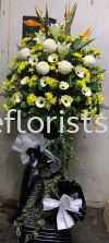 FW 014 Funeral Wreath