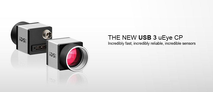 uEye CP camera family to be expanded