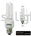 OSRAM ENERGY SAVING BULB - PLC - COOL WHITE (840)  Others