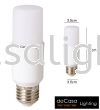 ECO LED STICK BULB - E27 - 16W - DAYLIGHT LED STICK BULB BULB / MENTOL