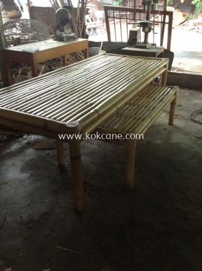 Bamboo Dinning Table