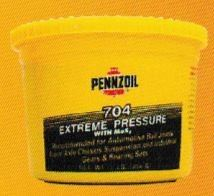 MULTI PURPOSE MOLY SULFIDE EP GREASE 704