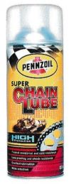 SUPER CHAIN LUBE MOTORCYCLE OIL PENNZOIL
