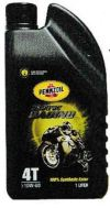 FASTRAC RACING 4T 100% SYNTHETIC ESTER SAE 10W-60 API SM, JASO MA2 OTHERS PENNZOIL