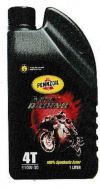FASTRAC RACING 4T 100% SYNTHETIC ESTER SAE 10W-30API SM, JASO MA2 OTHERS PENNZOIL