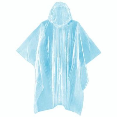 Plastic Disposable Raincoat