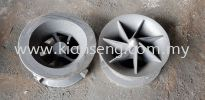 Iron casting submersible water pump housing  Parts of submersible water pump Iron Casting