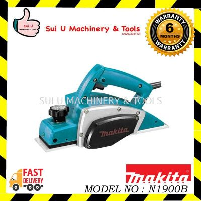 MAKITA N1900B Power Planer 580w 82mm