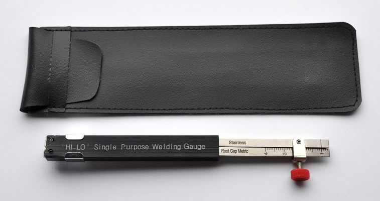 G.A.L gage - Economy Single Purpose Hi-Lo Welding Gauge Cat # 2