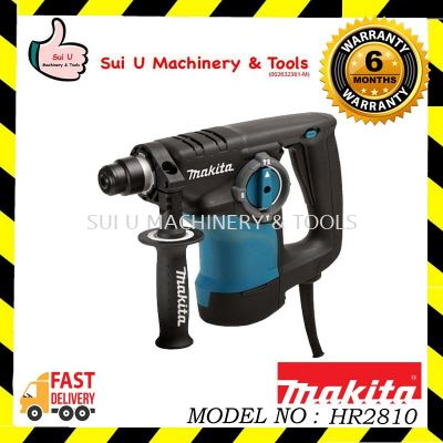 MAKITA HR2810 Rotary Hammer 800w 28mm SDS-Plus