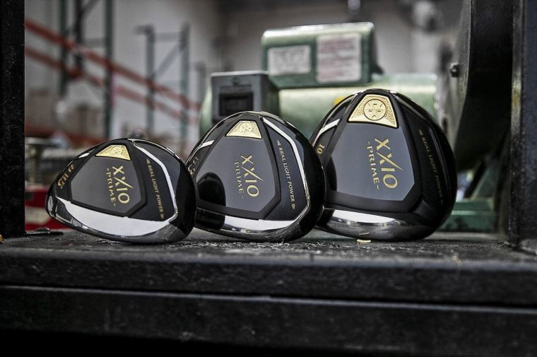 FIRST LOOK: 2019 XXIO PRIME at VKGolf Store now!