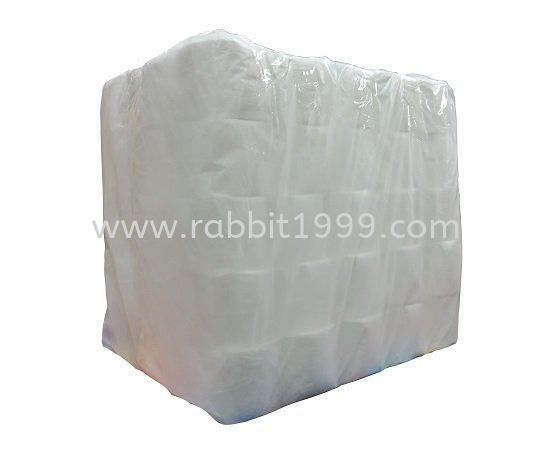RABBIT PULP TOILET ROLL TISSUE - 300 sheets TISSUES PRODUCTS