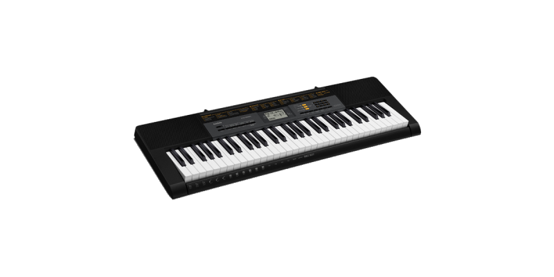 Casio CTK-2500 Standard Keyboard (61 Keys)