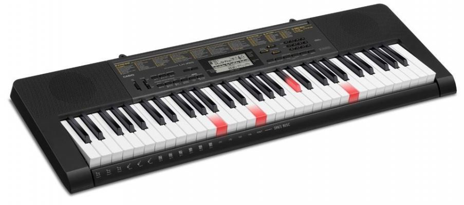 Casio LK-265 Lighting Keyboard (61 Keys)