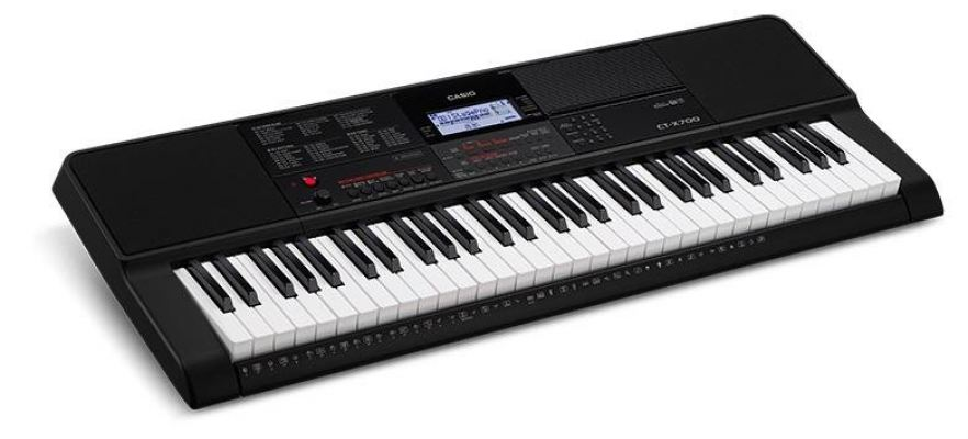 Casio CT-X700 Keyboard (61 Keys) (Available)