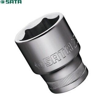 "Sata 13308 17mm 1/2"" DR 6PT Socket ID008470"