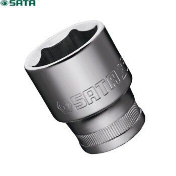"Sata 13308 17mm 1/2"" DR 6PT Socket ID008470"