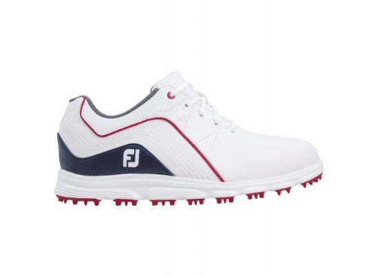 FJ Junior Pro/SL #45028 White / Red