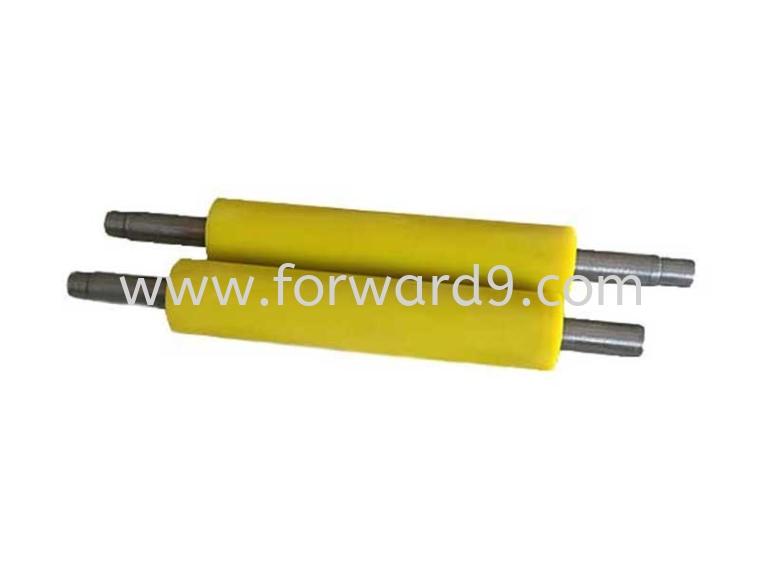 Polyurethane (PU) Roller Recoating  Polyurethane ( PU )  Polymer ( PU / Rubber etc )