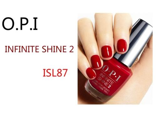 NAIL INFINITE SHINE 2 ISL87 (15ML) GEL