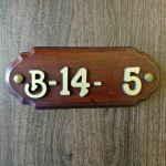 Plate & Number Plate