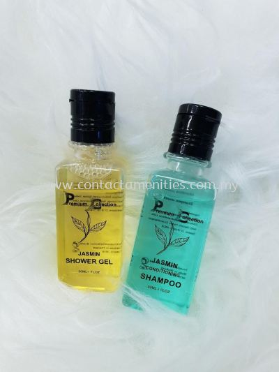 Shampoo and Shower Gel (30ml)