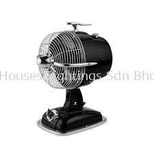 "ALPHA MINI JET FAN/BLACK(6"")"