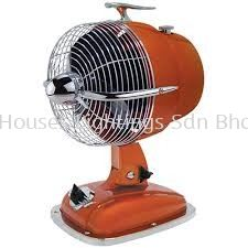 "ALPHA MINI JET FAN/ORANGE(6"")"