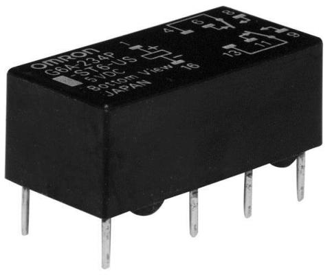 OMRON- G6A-274P 12VDC