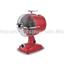 "ALPHA MINI JET FAN/RED(6"")"