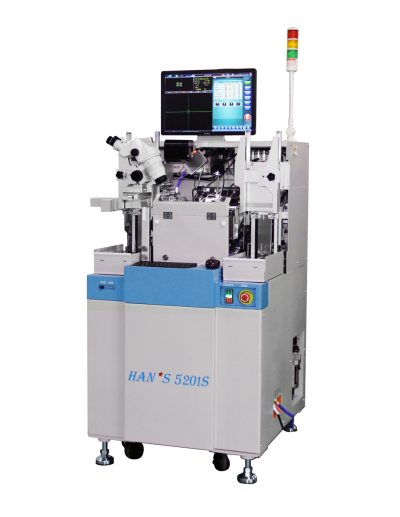 HANS-5201S Flat Wire Bonding Machine