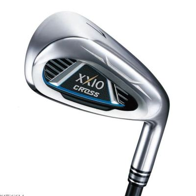 XXIO 10 Cross Steel NSPRO 870GH DST R FLEX Irons 5-9PAS ( 8pcs )
