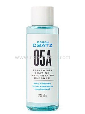 OSREN PAINTWORK COATING WATERSTAINS CLEANER - 05A