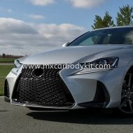 LEXUS IS250 XE30 2017 F-SPORT FRONT BUMPER WITH GRILLE
