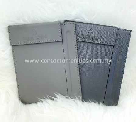 PU Leather Not Pad Holder