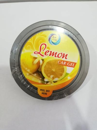 Air Care Car Gel Lemon 6862