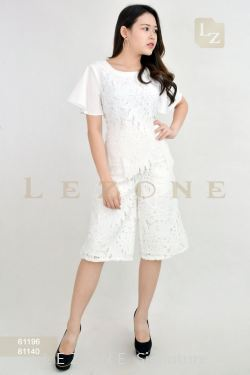 81140 LACE OVERLAY CULOTTES【2 FOR RM99】