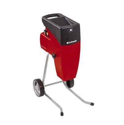 EINHELL SILENT ELECTRIC GARDEN SHREDDER 230V 2500WATTS 91DB(A) WT 25.7KGS, RS2540