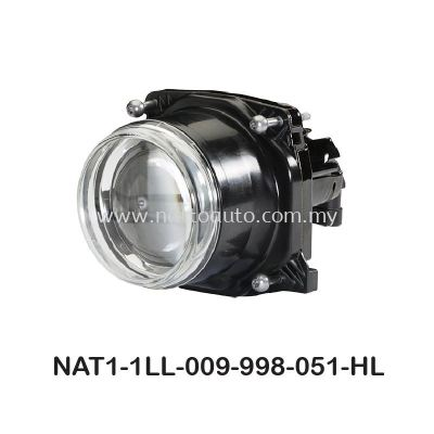 H7 HEADLIGHT 90mm 24v