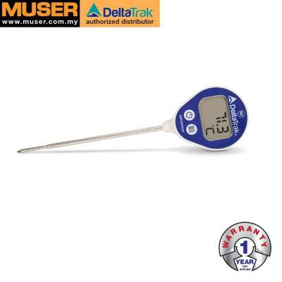 DeltaTrak 11050 | FlashCheck Waterproof Lollipop Min/Max Thermometer [Delivery: 3-5 days]