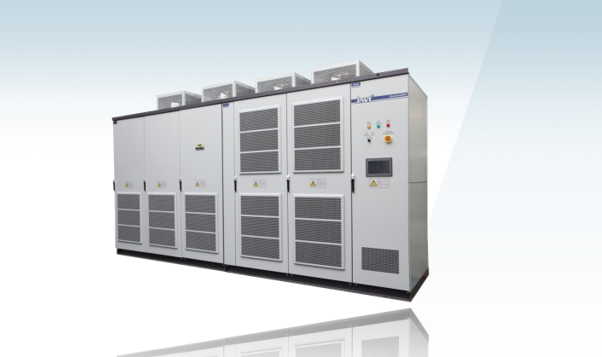 GD5000 - Click to view details Medium Voltage Variable Frequency Drives