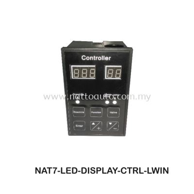 LED DISPLAY CONTROLLER