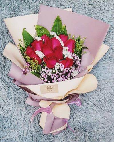 RB 057 Roses Bouquet