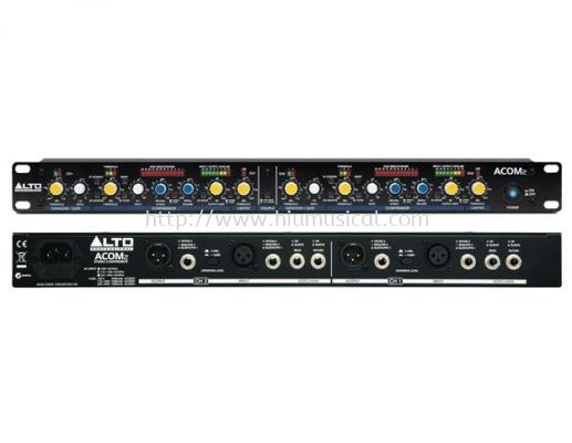 Alto ACOM2 Stereo Compressor Limiter