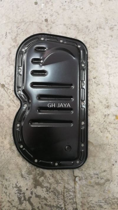 IS D MAX OIL PAN COVER ( 17 H )